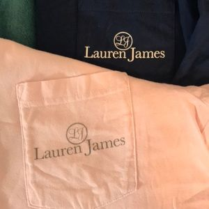 Lauren James shirt set